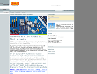 siba-fuses.us screenshot