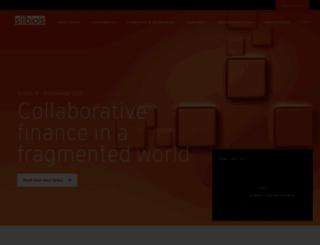 sibos.com screenshot