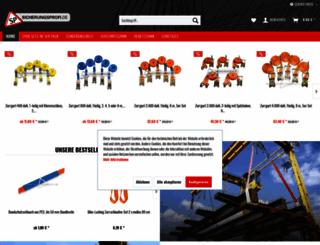 sicherungsprofi.de screenshot
