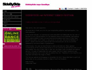 side-by-side.net screenshot