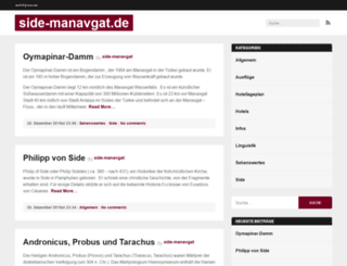 side-manavgat.de screenshot