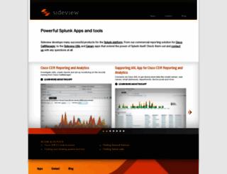 sideviewapps.com screenshot