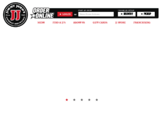 sidevouchers.jimmyjohns.com screenshot