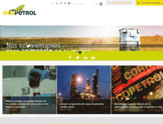 sidoe1.ecopetrol.com.co screenshot