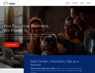 sidusgroup.com screenshot