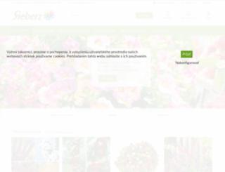 sieberz.sk screenshot
