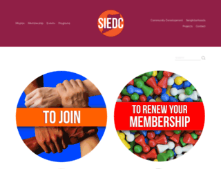 siedc.org screenshot