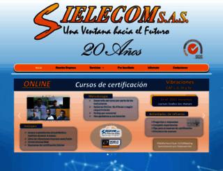 sielecom.com screenshot