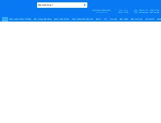 sieuthimaylanh.com.vn screenshot