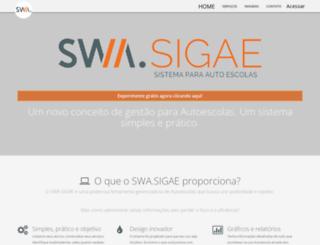 sigae.com.br screenshot