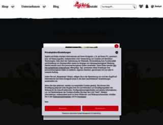 sigikid-shop.de screenshot