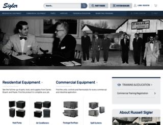 siglercommercial.com screenshot