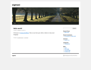 sigmaxi2.truman.edu screenshot