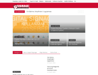 signagehouse.com screenshot