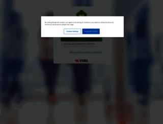 signin.visma.net screenshot