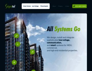 signitel.com screenshot