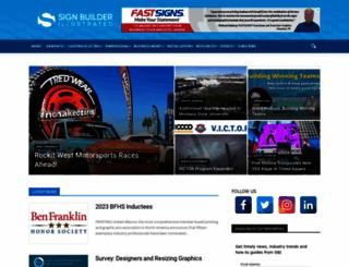 signshop.com screenshot