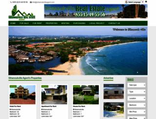 sihanoukvilleagent.com screenshot
