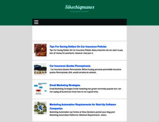 sikechiqmanes.blogspot.com screenshot