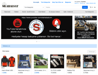 silahalsat.com screenshot