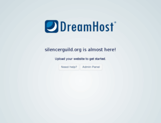silencerguild.org screenshot