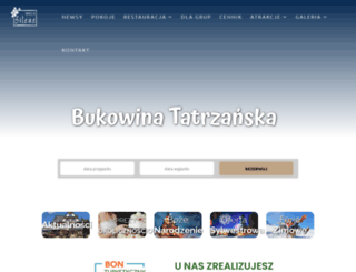 silene.pl screenshot