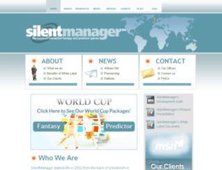 silentworld.tv screenshot