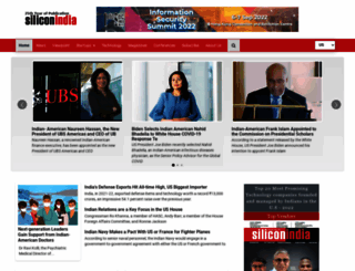 siliconindia.com screenshot