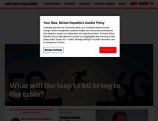 siliconrepublic.com screenshot