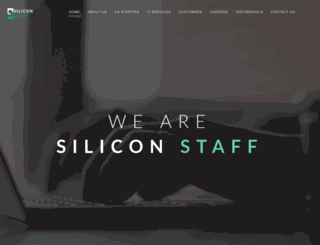 siliconstaff.com screenshot