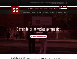 silkeborg-gym.dk screenshot