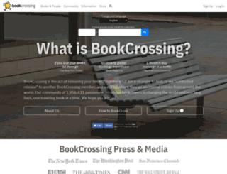 silkies.bookcrossing.com screenshot