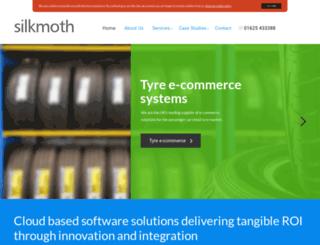 silkmoth.com screenshot