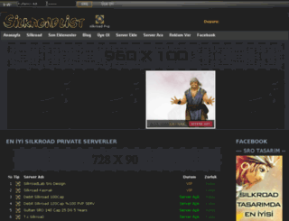 silkroadlist.com screenshot