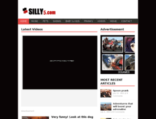 silly5.com screenshot