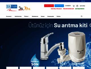 silter.com.tr screenshot