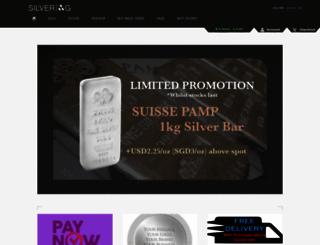 silverag.com.sg screenshot