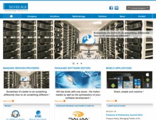 silveragetech.com screenshot
