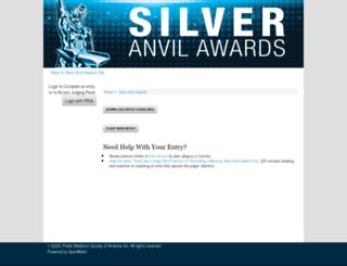 silveranvil.secure-platform.com screenshot