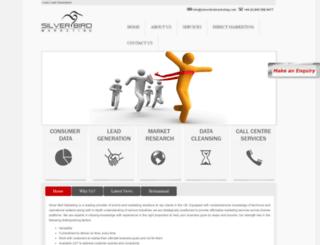 silverbirdmarketing.com screenshot