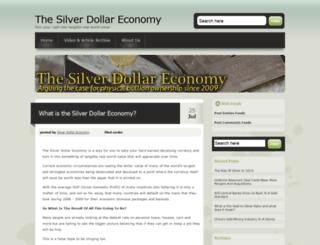 silverdollareconomy.com screenshot
