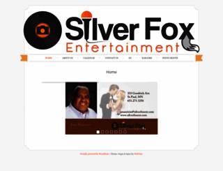 silverfoxent.com screenshot