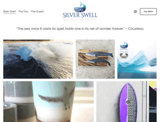 silverswell.com screenshot
