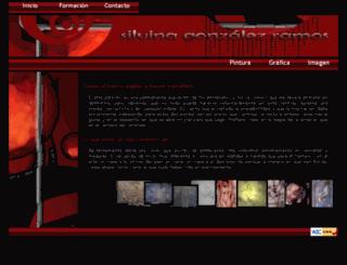 silvigonzalezramos.com.ar screenshot