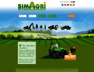simagri.com screenshot