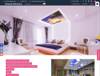 simar-design.com screenshot