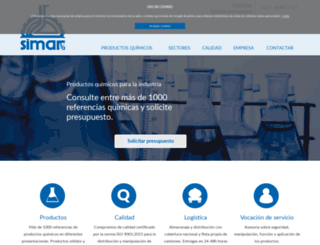 simarsa.com screenshot