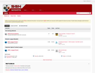 simgamingnetwork.com screenshot