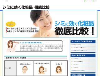simicosme.net screenshot