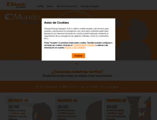 simmundo.es screenshot